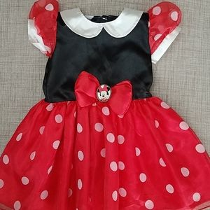 Disney Minnie Mouse Dress